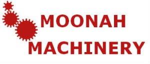Moonah Machinery mobile logo