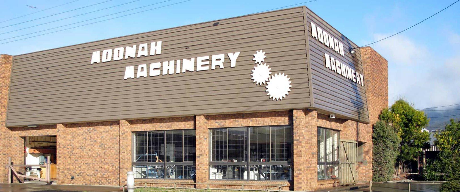 Moonah Machinery - Moonah Tasmania